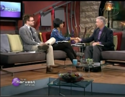 John Shimer Interview on The Harvest Show, the Angels Among Us Project